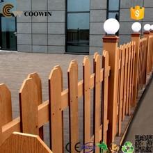 Fence design garden used panel board