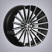 2015 New design 16 - 28 inch 5 hole aluminium alloy wheel