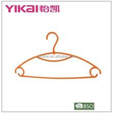 Slight plastic hanger for skirt bra trousers shirts also purchased by Walmart