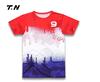 2015-16 thai quality soccer jersey, customized printing grade original football kits, football club new shirts