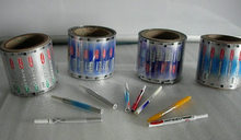 Heat Transfer Labels for plastic Pen