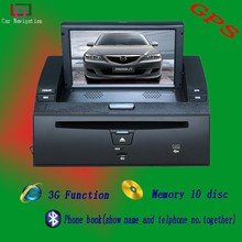 Mazda 6 in dash touch screen car dvd gps with CanBus Box
