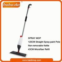 NEW Spray Mop Floor Cleaner 1 mop + 1pads + 600ml