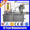 Fully Automatic small bottle oil filling machine,small digital control pump liquid filling machine,small eye drop filler capper