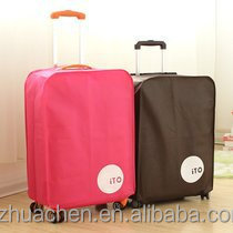 NEW Travel Luggage Suitcase Protective Cover Storage Light Non Woven Fabrics