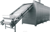 9.9kw DW dehydrated fruit and vegetables belt drier