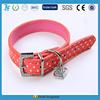 punctate shiny pet collars dog collars manufacturer
