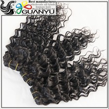 High quality 100% remy human hair deep wave brazilian wholesale cheap human hair