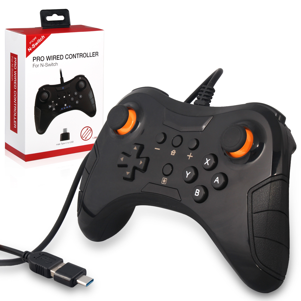 Wired Controller Gamepad For Nintendo Switch Pro - Buy Wired ...