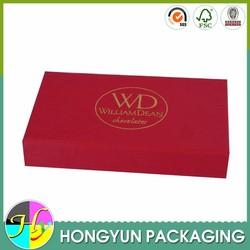 2015 beautiful design high quality wedding invitation box , wedding card gift box