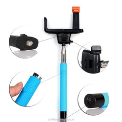 Newest Factory Cheap Wholesale Monopod Self-portrait Camera Monopod Smart Phone Monpod Stainless Steel monopod z07-5 Plus