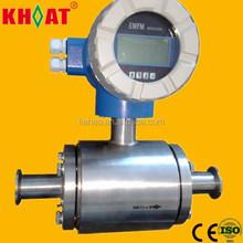 KHLDG Tri-Clover Analog Hart Electromagnetic Milk Flow Meter