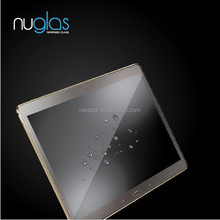 Factory Price glass screen protector privacy for Sam Tab S