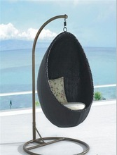 outdoor rattan swing chair for sale
