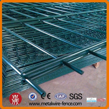 double horizontal wire mesh fence ( very cheaper price)factory for 20 years