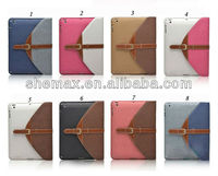 For ipad case manufacturer/leather case for new ipad/pu leather case for ipad 3