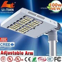 outdoor high brightness high quality multi led chip solar led street light ing 90w 100w