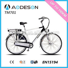 motor city electric bike TM701 electric bicycle with pedals battery electric bicycle