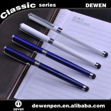 New style thin stylus metal pen capactive touch pen,stylus touch pen,hot pens