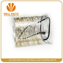 Halloween party decoration LED coiling block string Lights Copper Wire string light HOT sale wholesalers