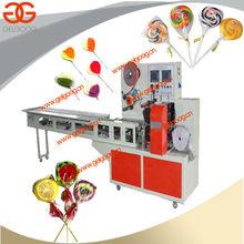 Hot Sale Flat Lollipop Packing Machine Candy Packing Machine Fancy Candy Packing Machine