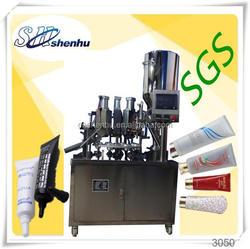 semi automatic plastic tube sealer