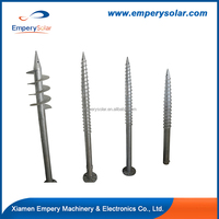 hot dipped galvanized ground screw anchor helix anchor