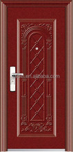 Simple Steel Wood Door For Office and Residence Used From China Top Door Brand LB-818