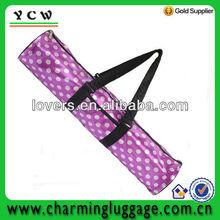 yoga mat duffle bag/waterproof yoga mat bag