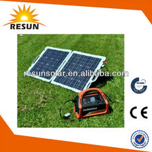 View 10+ similar products best price per watt 100w18V mono portable folding panels solar kits with cables for 12v battery 2*50w
