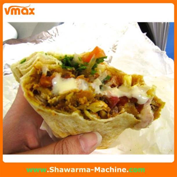 chocolate shawarma gourmet machine
