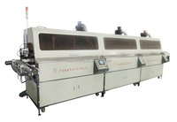 automatic cylindrical silk screen printing machine for sale, price of screen printing machine used for plastic cup