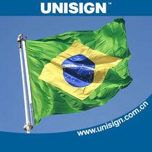 Banderas de países y organizaciones con tamaño y color personalizado
