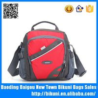 Suitable for girls and boys lightweight nylon bag cheap school messenger bag with handle