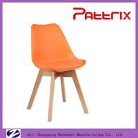 AH-2001NC Hotsale!!! Pattrix Wooden Oak Leg Bar Stool Dining Chair