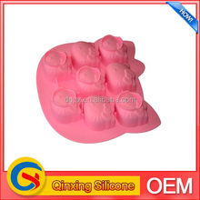 Latest export 2015 fad silicone cake cup mold
