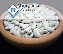 9 mm Kyrgyz white kidney beans