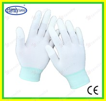 safety gloves,economy style Your success is our business coated glove