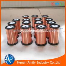 0.08mm single coat /Polyrethane enamel stype /enmaled aluminum wire