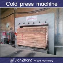 Máquina de prensado en frío para madera contrachapada / chapa de madera de vacío máquina de la prensa / carpintería de madera contrachapada máquina de la prensa