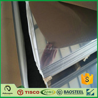 Top ten selling 430 steel plate sheet 400 series stainless steel magnetic