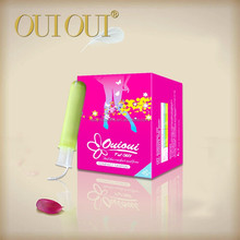 Free samples top Selling Regular ladies mini Herbal Tampon