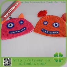 warm children lovely kids funny animal hats