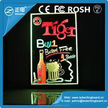 Best selling products 2015 in usa led advertising outdoor use board