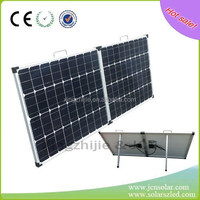 120W-300W A grade poly or mono solar panel , folding solar panel,solar folding panels.manufacturer mono solar panels