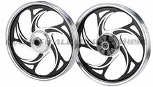 DY100/WY125/JOG motorcycle wheel