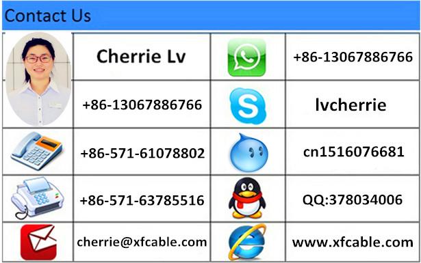 cherrie name card