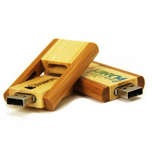 popular gift rectangle flash drive wooden usb within box package