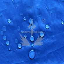 350gsm 100 cotton water repellent flame proof satin fabric for safety workwear