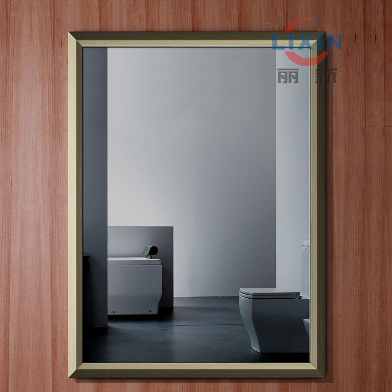 Bathroom Wall Mirror Brackets : Wall mount mirrors item for bathroom led mirror with metal